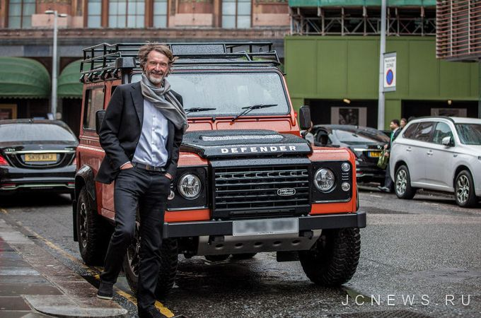 Прежний Land Rover Defender все же вернется